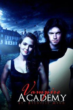 Академия вампиров 2 ледяной уксус