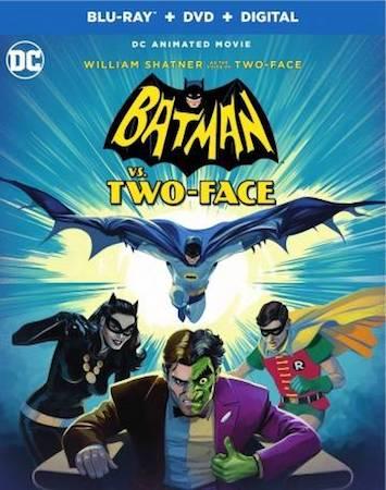 Бэтмен против Двуликого (2017)