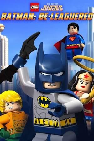 LEGO Бэтмен: В осаде (2014)