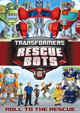 Трансформеры: Боты-спасатели (2011)