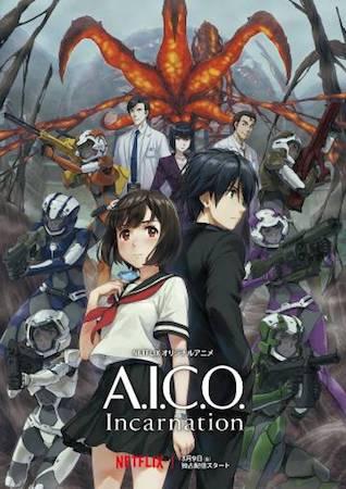 A. I.C. O. Воплощение (2018)
