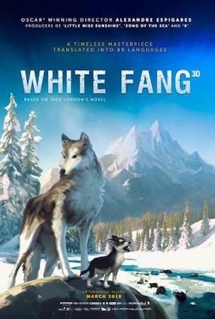 Белый клык (2018)