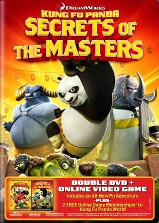 Кунг-Фу Панда: Секреты мастеров (2011)