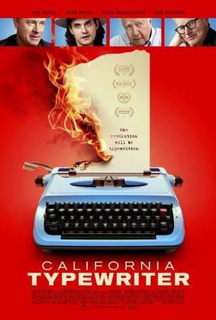 Калифорнийская печатная машинка (2016)