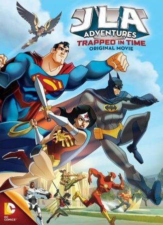 Лига Справедливости: В ловушке времени (2014)