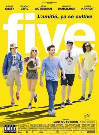 Пятеро (2016)