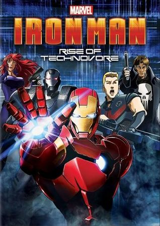 Железный Человек: Восстание Техновора (2013)
