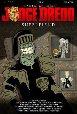Судья Дредд: Суперзлодей (2014)