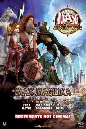 Max Adventures: Magilika (2014)