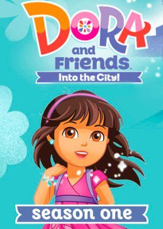 Даша и друзья: приключения в городе (2014)