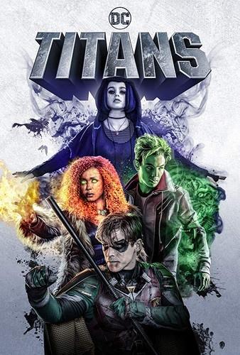 Титаны 1 сезон