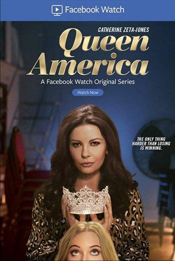 Королева Америка 1 сезон