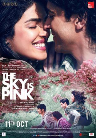 Небо розового цвета (2019)