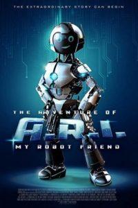 Приколючения И. Р. И, моего друга робота (2020)