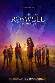 Розуэлл, Нью-Мексико 2 сезон