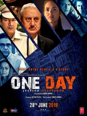 Один день: Правосудие свершилось (2019)