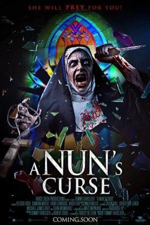 Проклятье монахини (2020)