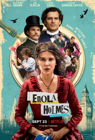 Энола Холмс (2020)