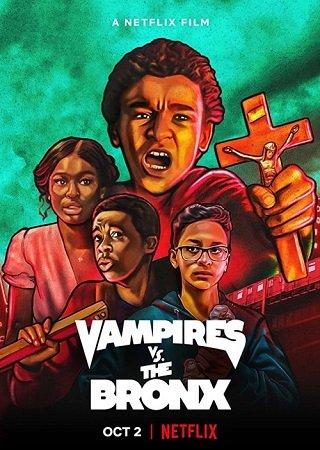 Вампиры в Бронксе (2020)