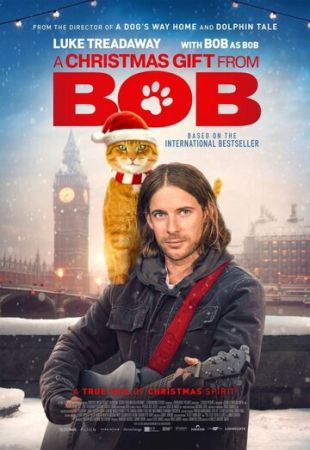 Подарок от кота Боба (2020)