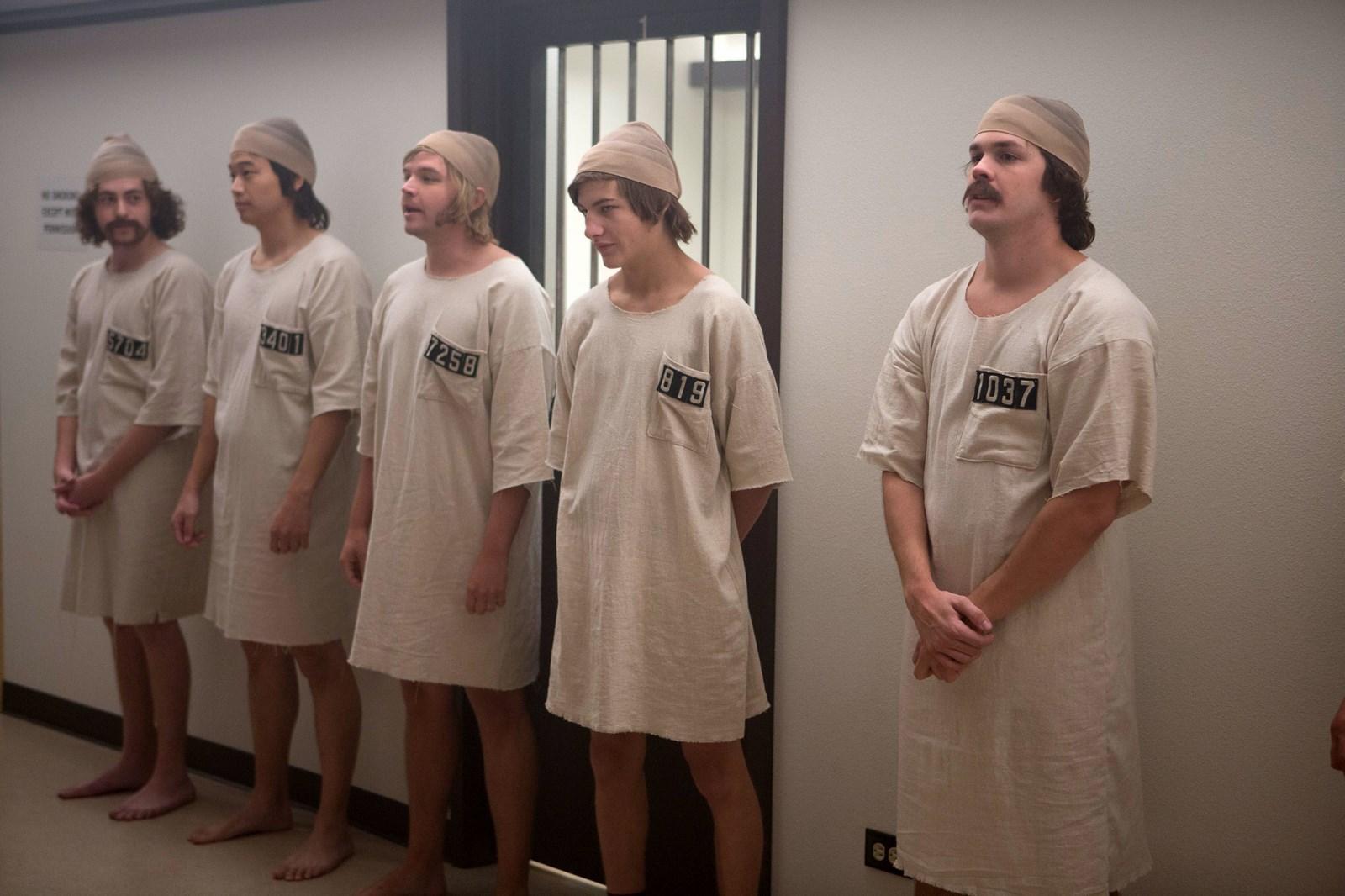Стэнфордский тюремный эксперимент (2015)