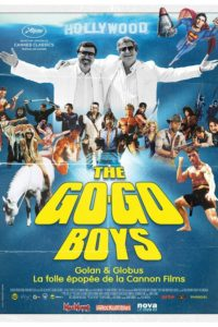 The Go-Go Boys: The Inside Story of Cannon Films (2014)