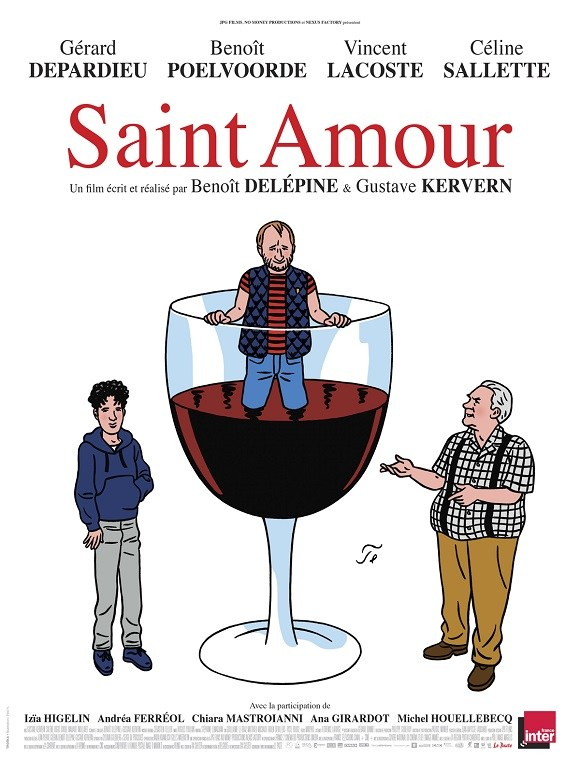 Сент-Амур: Удовольствия любви (2015)