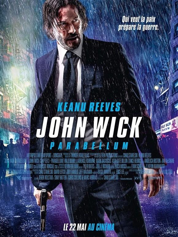 Джон Уик 3 (2019)