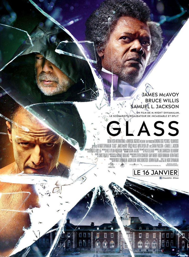 Стекло (2019 Glass)