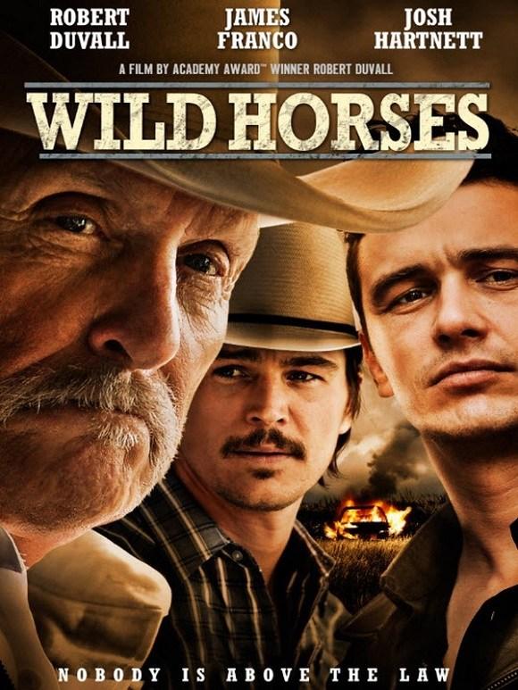 Дикие лошади (2014)