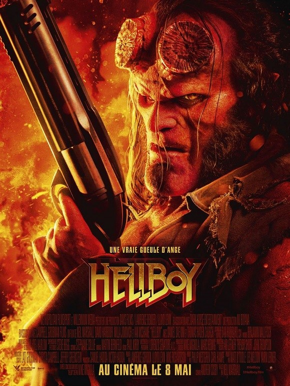 Хеллбой (2019 Hellboy)