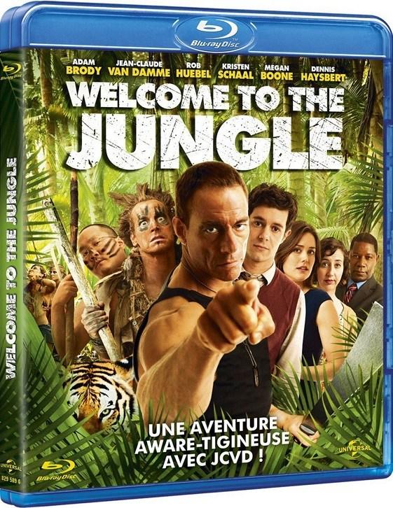 Добро пожаловать в джунгли (2013)