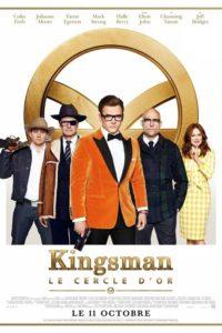 Kingsman: Золотое кольцо (2017 Кингсман)