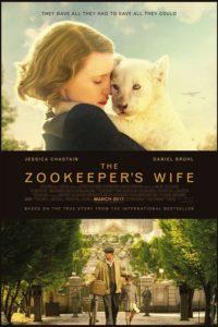 Жена смотрителя зоопарка (2017)