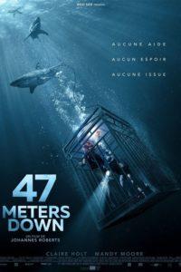 Синяя бездна (2017, 47 Meters Down)