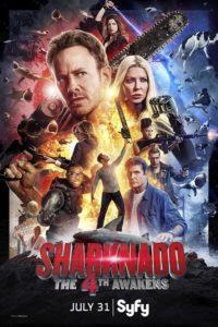 Акулий торнадо 4: Пробуждение (2016)