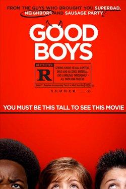 Хорошие мальчики 2