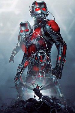 Человек муравей 3