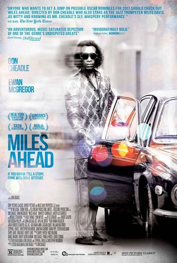 В погоне за Майлзом (2015)