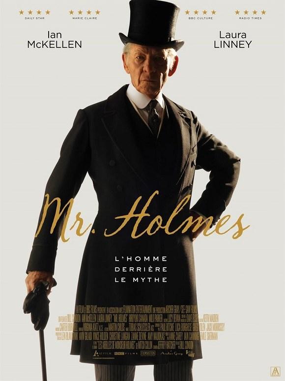 Мистер Холмс (2015)