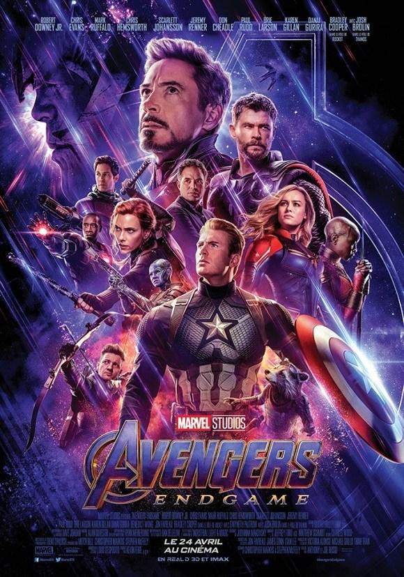 Мстители: Финал (2019)