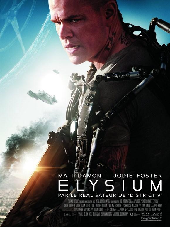 EЭлизиум: Рай не на Земле (2013)