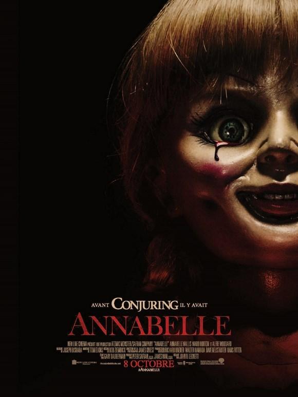 Проклятие Аннабель (2014)
