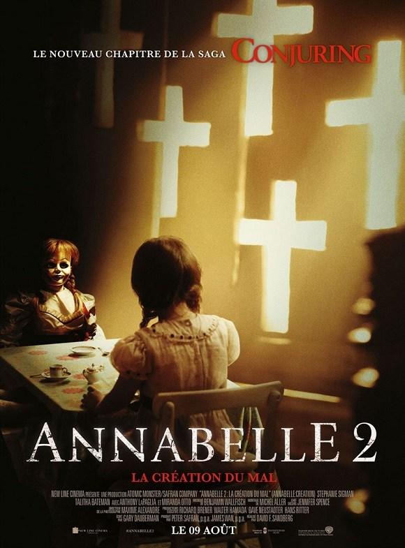 Проклятие Аннабель: Зарождение зла (2017)