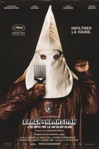 Чёрный клановец / BlacKkKlansman (2018)