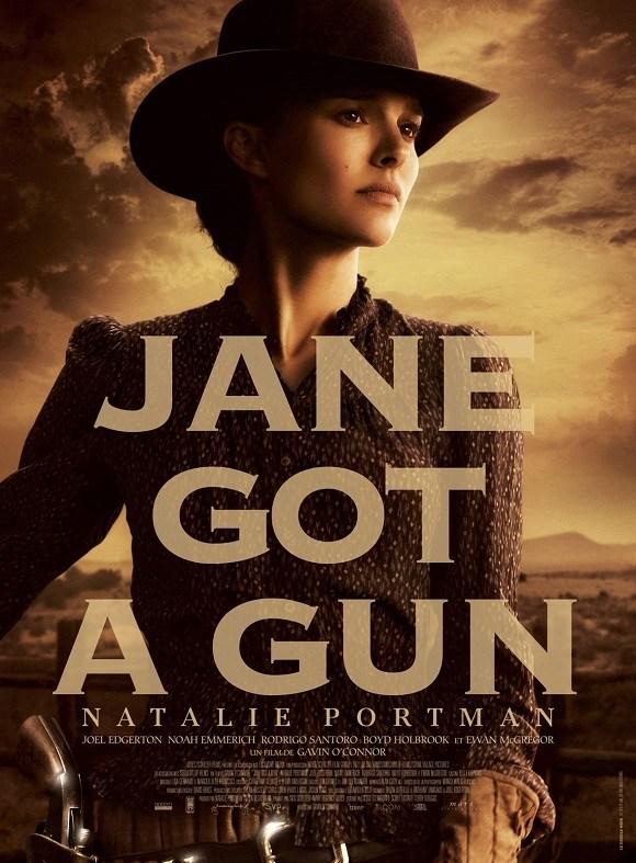 Джейн берёт ружьё (2016)