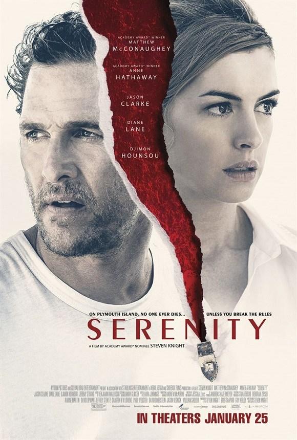 Море соблазна / Serenity (2019)