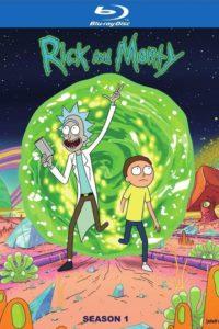 Рик и Морти (2013-2014) - сезон 1 (мультсериал)