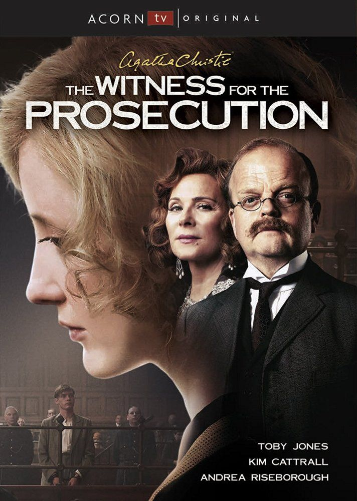 Свидетель обвинения 1 сезон